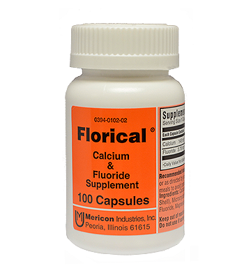 Florical Capsules (100 Count)