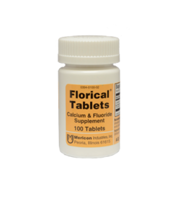 Florical Tablets (100 Count)