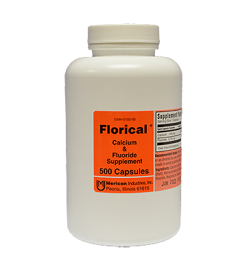 Florical Capsules (500 Count)