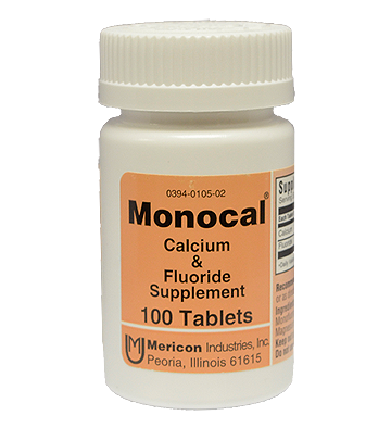 Monocal Tablets (100 Count)